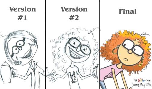 versions of mum